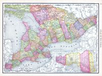 Ontario, World Atlas 1913